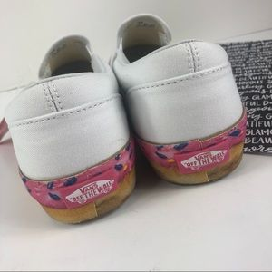 a43a6e844145 Vans Shoes - Vans classic platform donut slip on shoes kids 5